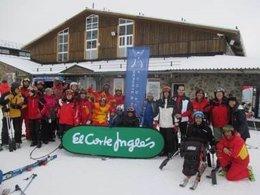 Inicio de temporada de esquí en Sierra Nevada