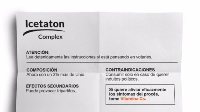 Efectos secundarios del Icetatón según Cs