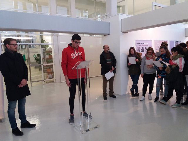 Nota/El Delegado De Cultura Ha Celebrado El 'Día De La Lectura' Dedicado Esta Ed