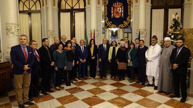 Foro de Pluralismo Religioso en Málaga
