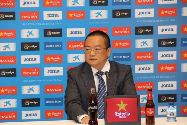 Chen Yansheng Espanyol