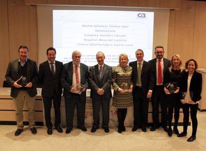 Empresas.- GenesisCare recibe un premio por su labor de humanización de la asistencia sanitaria