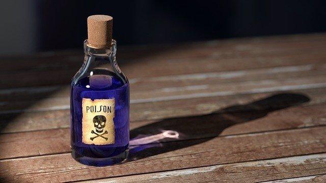 Veneno, tóxico