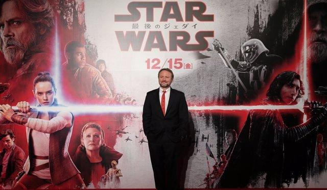 Rian Johson y 'Star Wars: Los últimos Jedi'