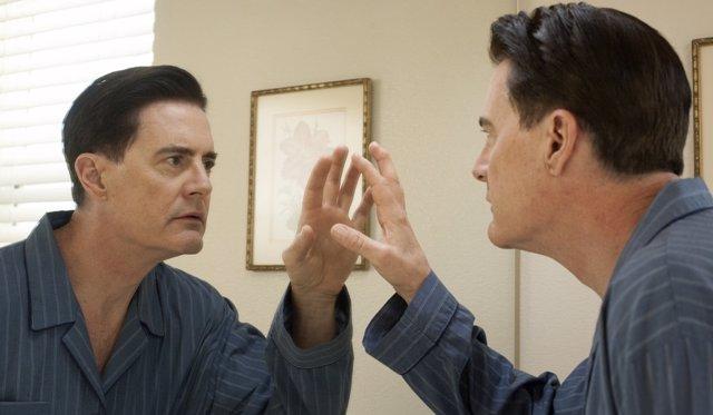 Kyle MacLachlan en 'Twin Peaks'
