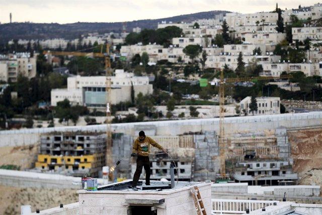 Asentamiento israelí de Ramat Shlomo