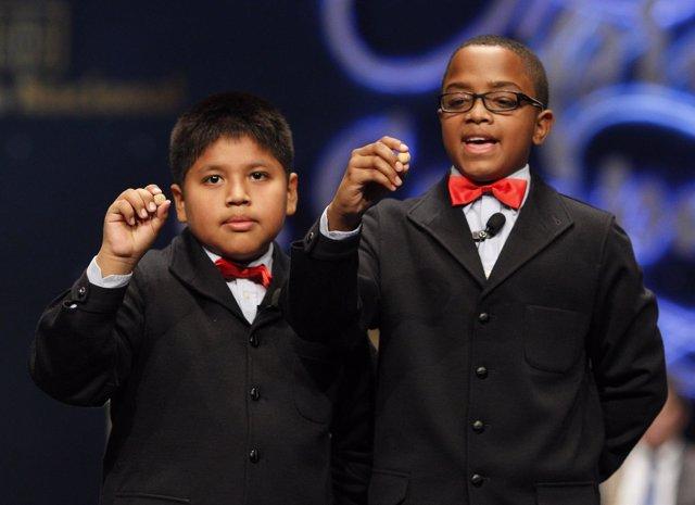 5.163 Tercer Premio Sorteo Lotería De Navidad, Niños San Ildefonso