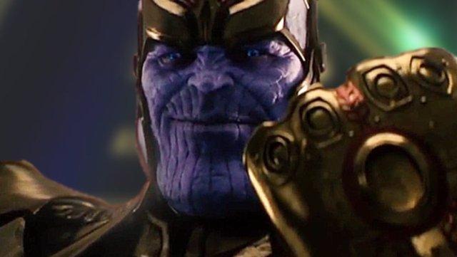 Thanos en Infinity War