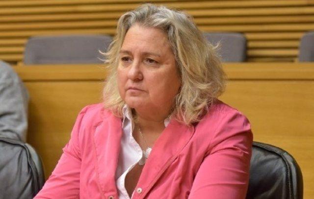 La diputada del PP Maria José Ferrer Sansegundo