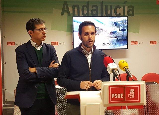 Cristóbal Fernández Francisco Calderón PSOE