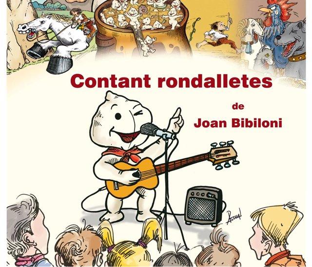 Ilustración del espectáculo 'Contant rondalletes' de Joan Bibiloni