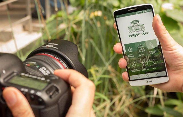 Aplicación RJB.Museo vivo, finalista al concurso a mejor app de turismo nacional