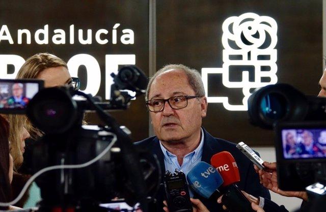 Juan Cornejo, ete jueves