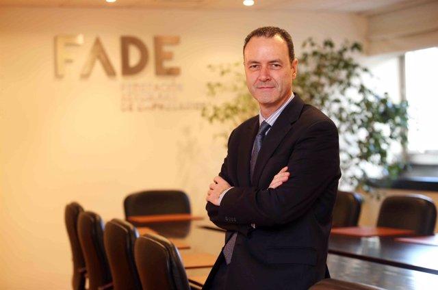 Alberto González, director general de FADE.