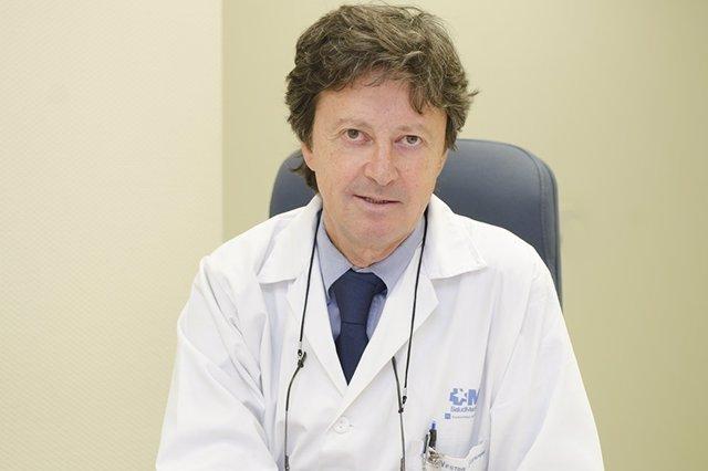 Médico del Gregorio Marañón