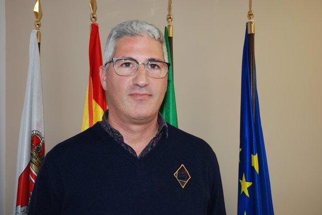 Ismael Torres (PP), alcalde de Huércal de Almería