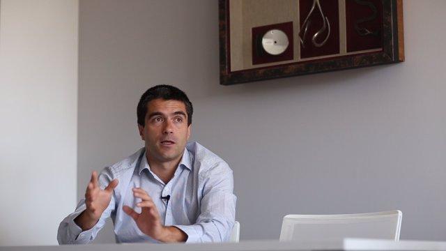 Manuel Murie Fernández, profesor asociado de la UPNA.