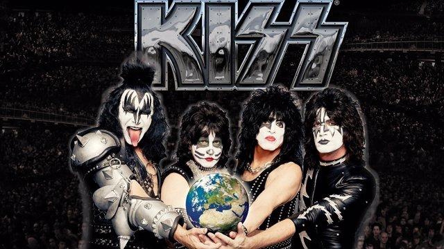 Imagen promocional de Kiss