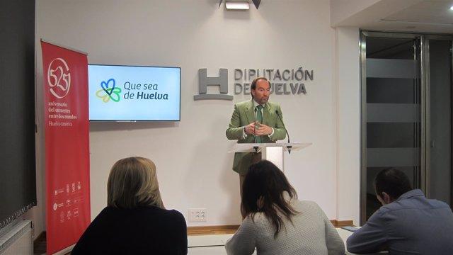 El vicepresidente y portavoz del equipo de gobierno del PSOE, José Fernández.