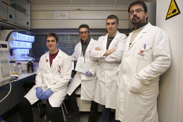 Investigadores de la UR sobre cáncer