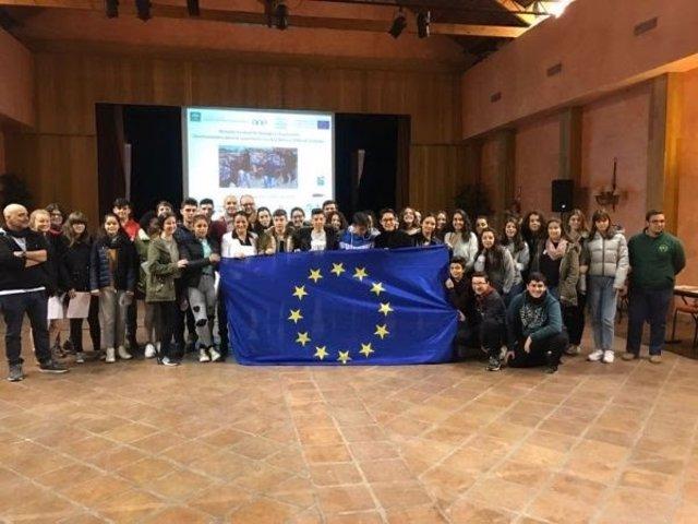 Jóvenes de Doñana presentan sus propuestas para el futuro del espacio natural