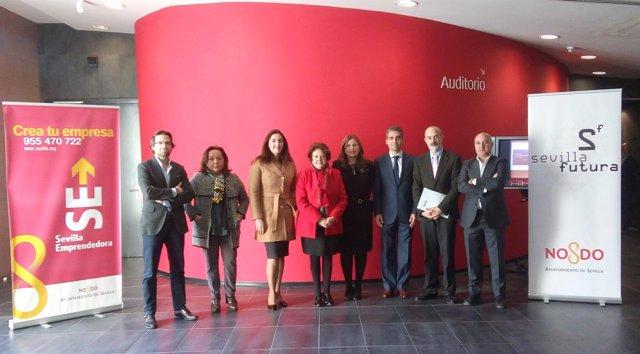 Jornada de transformación digital celebrada en Sevilla