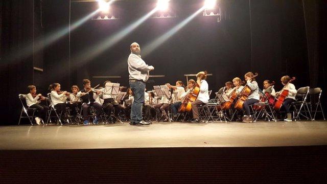 Concierto solidario Escuela Municipal de Música