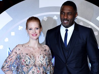 Idris Elba y Jessica Chastain quieren estar en It 2