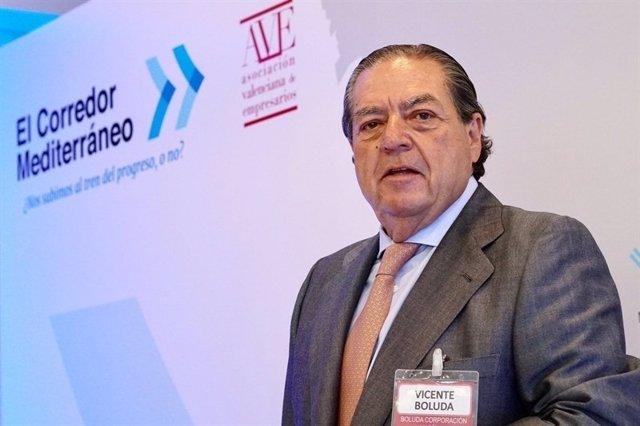 El presidente de AVE, en una imagen de archivo