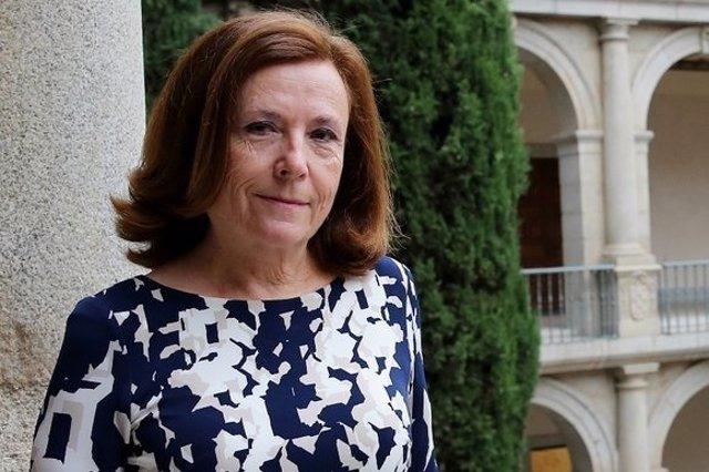 Aurora Egido, secretaria de la Junta de Gobierno de la RAE
