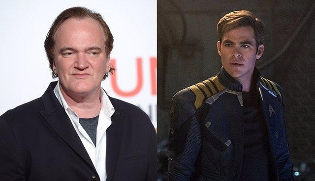 Tarantino/Star Trek