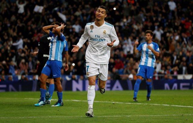 77df6f43c4 Cristiano entrena con el grupo y Zidane asegura que está