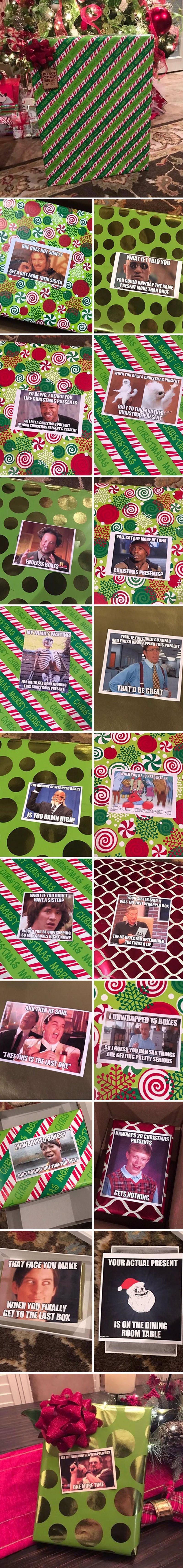 12 ideas para trollear con los regalos de navidad y - Regalos faciles y rapidos ...