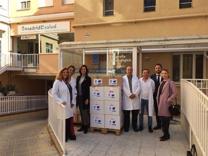 OMFE (Cofares Internacional) colabora con Madrid Salud en el suministro de medicamentos y material sanitario en Senegal