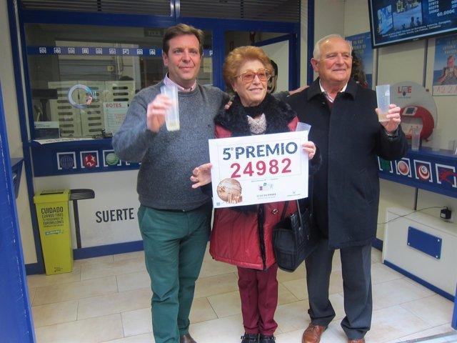 La Administración de Castellón que reparte un quinto premio