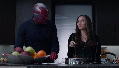 Visión y Bruja Escarlata terminan el rodaje de Vengadores 4