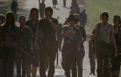 """Carta abierta de la madre de la última víctima de The Walking Dead: """"Ahora ya estamos bien"""""""