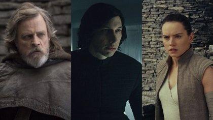 10 agujeros de guión de Star Wars: Los últimos Jedi
