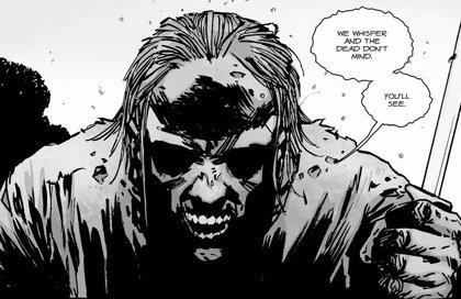 ¿Se olvidará The Walking Dead de los Susurradores?