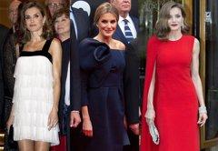 Reina Letizia: las ocasiones en las que triunfó apostando...