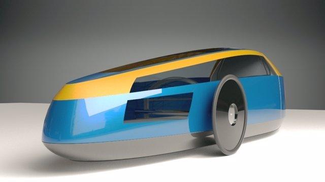 Prototipo del UCAM racing Team