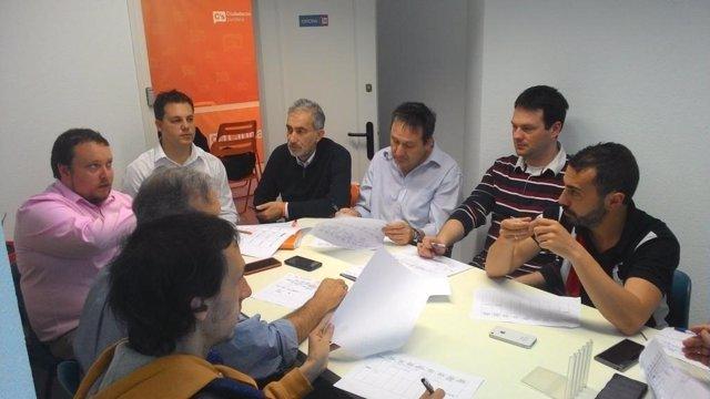 Reunión de campaña de Cs