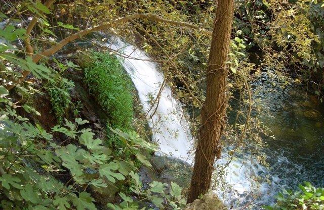 Cascadas del Huéznar.