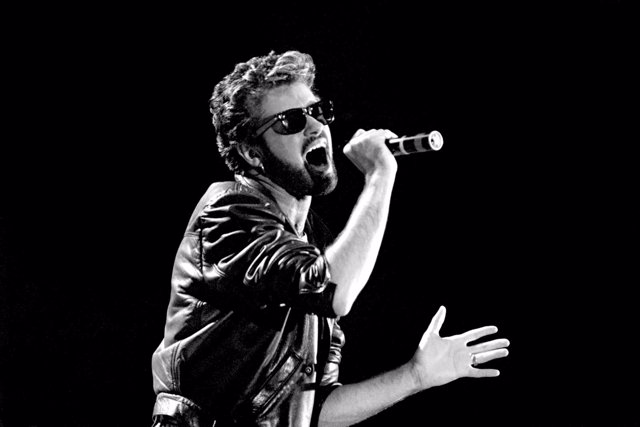 File photo dated 13/07/85 of George Michael, who died of natural causes - dilate