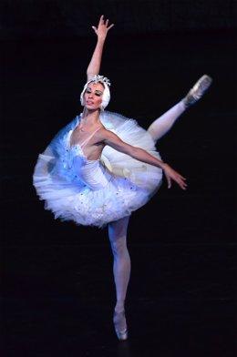 Ballet 'El lago de los cisnes'