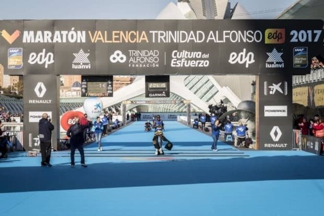 Sammy Kitwara Maratón Valencia Trinidad Alfonso EDP