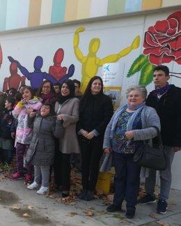 Ayuda a un colegio de educación especial de Calatayud