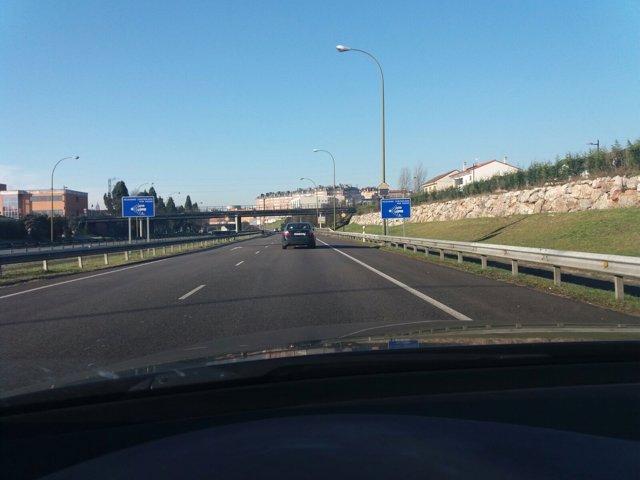 Radar asturias, accesos a Oviedo, atopista Y, carreteras asturianas, tráfico