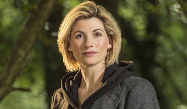 Jodoe Whittaker en 'Doctor Who'