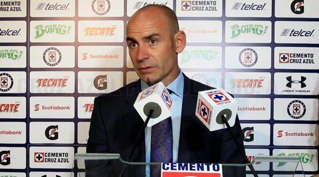 Paco Jémez, nuevo entrenador del Cruz Azul
